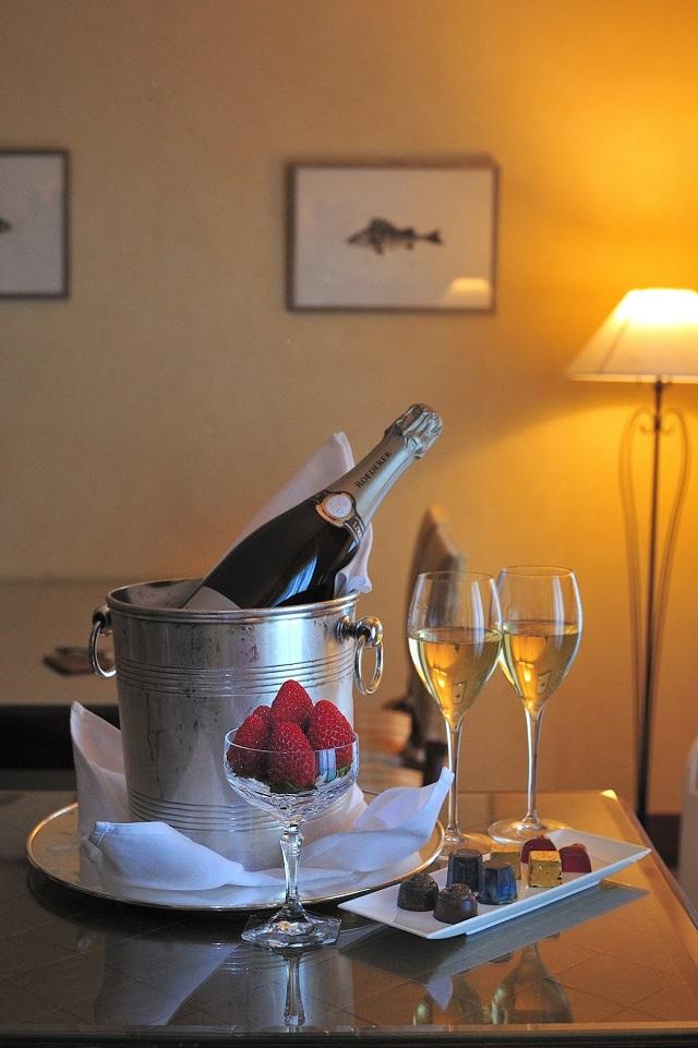 【期間限定】特別な時を過ごす 『Valentine & White Day スペシャルシャンパンセット』