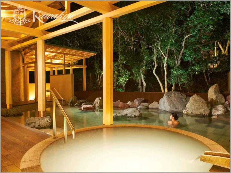1F温泉サロンロイヤルスパ「悠久の森」
